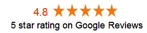 Frogfurlong Cottage Hotel Gloucester 5 star rating on Google